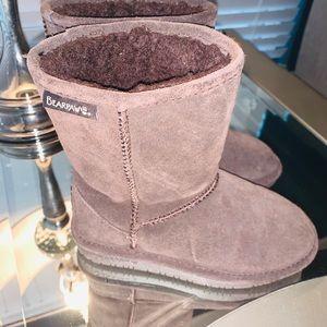 🍔Kids Bearpaws boots